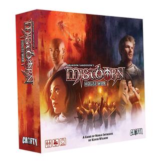 Crafty Games Mistborn - House War [English]