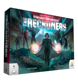 Nauvoo Games Reckoners (the) [anglais]