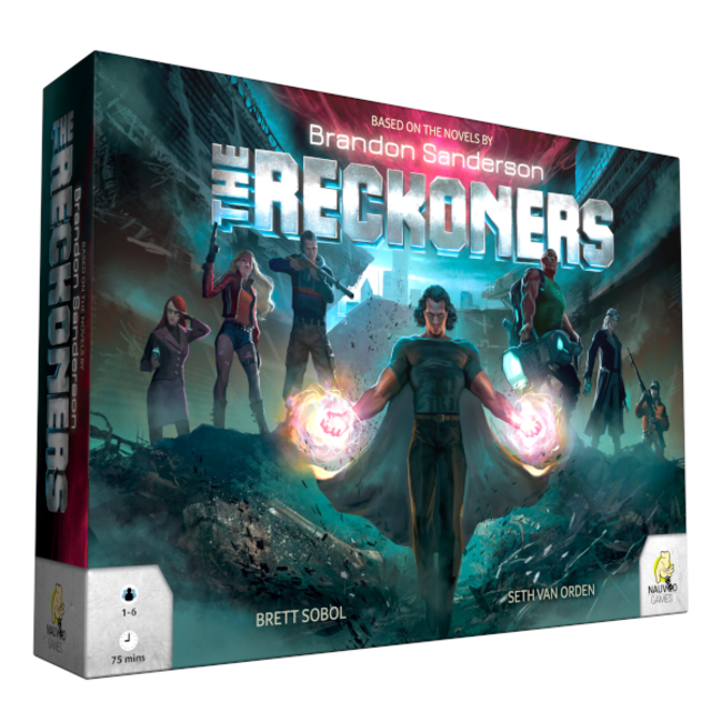 Nauvoo Games Reckoners (the) [English]