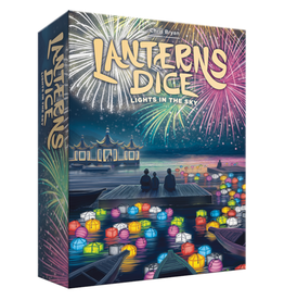 Renegade Game Studios Lanterns Dice [anglais]