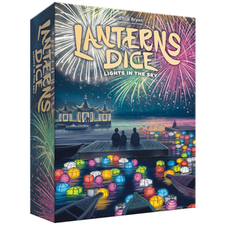 Renegade Game Studios Lanterns Dice [anglais]