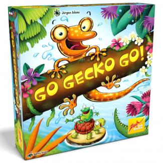 Zoch Zum Spielen Go Gecko Go! [multilingue]