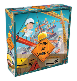 Pretzel Games Men at Work [multilingue]
