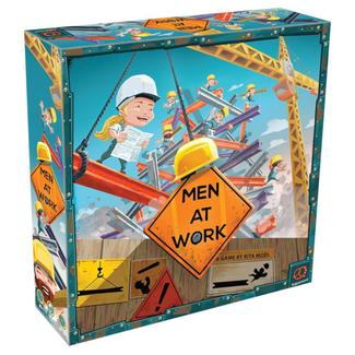 Pretzel Games Men at Work [multilingue]