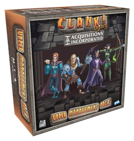 Renegade Game Studios Clank! - Legacy : Acquisitions INC Upper Menagement [anglais]