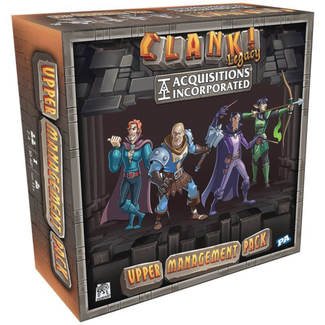 Renegade Game Studios Clank ! - Legacy Acquisitions INC : Upper Menagement [English]