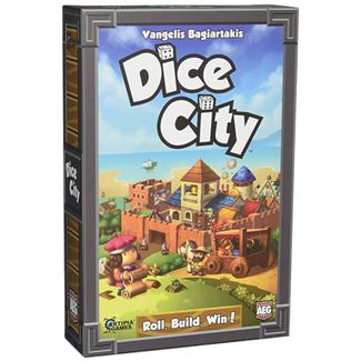AEG Dice City [anglais]