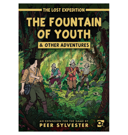 Osprey Games Lost Expedition (the) : Fountain of Youth & Other Adventures [anglais]