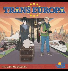 Rio Grande Games Trans Europa [anglais]