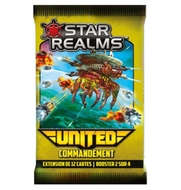 Iello Star Realms : United - Commandement [français]
