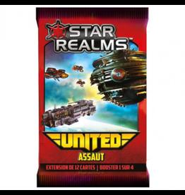 Iello Star Realms : United - Assaut [français]