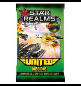 Iello Star Realms : United - Missions [français]