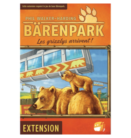 Funforge Bärenpark : Les grizzlys arrivent ! [français]