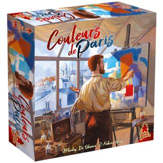 Super Meeple Couleurs de Paris [multilingue]