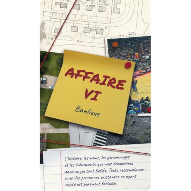 Iello Detective : Affaire VI [French]