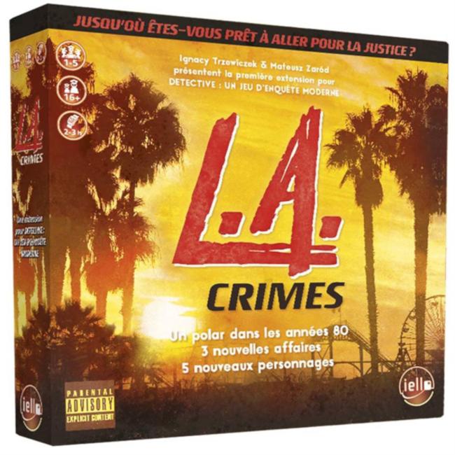 Iello Detective : L.A Crimes [French]