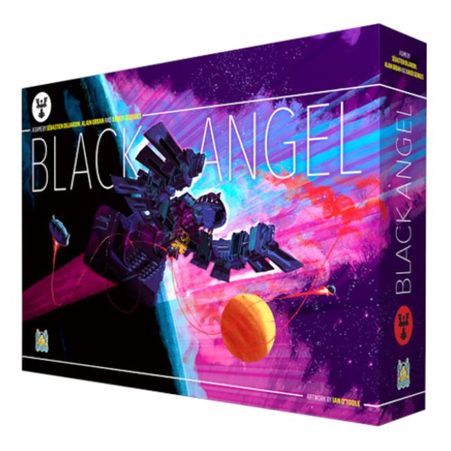 Pearl Games Black Angel [English]