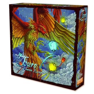 Calliope Games Tsuro - Pheonix Rising [Multi]