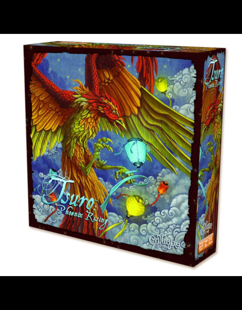 Calliope Games Tsuro - Pheonix Rising [anglais]