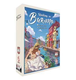 AEG Walking in Burano [anglais]