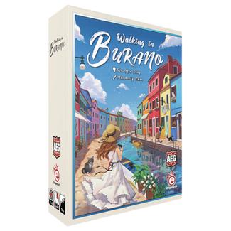AEG Walking in Burano [English]