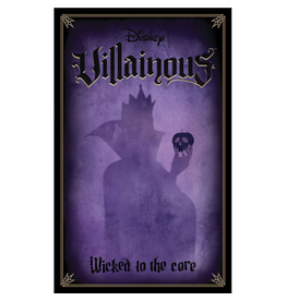 Ravensburger Villainous : Wicked to the Core [anglais]