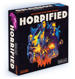 Ravensburger Horrified [anglais]