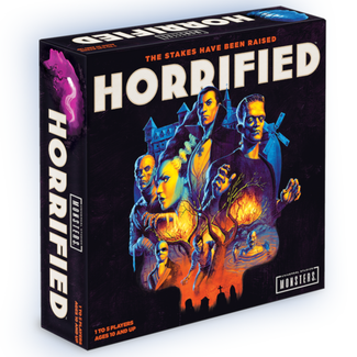 Ravensburger Horrified [English]