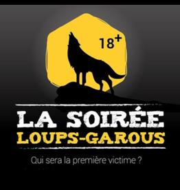 La Revanche Inscription - La Soirée Loups-Garous - 17 juillet 2019