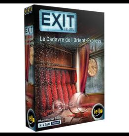 Iello Exit (7) - Le cadavre de l'Orient Express [français]