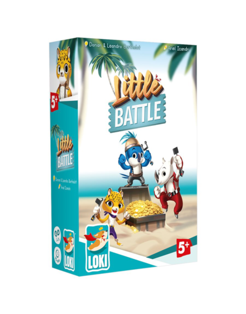 Loki Little Battle [multilingue]
