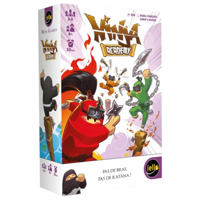 Iello Ninja Academy [French]