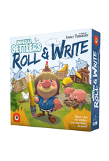 Portal Games Imperial Settlers - Roll & Write [anglais]