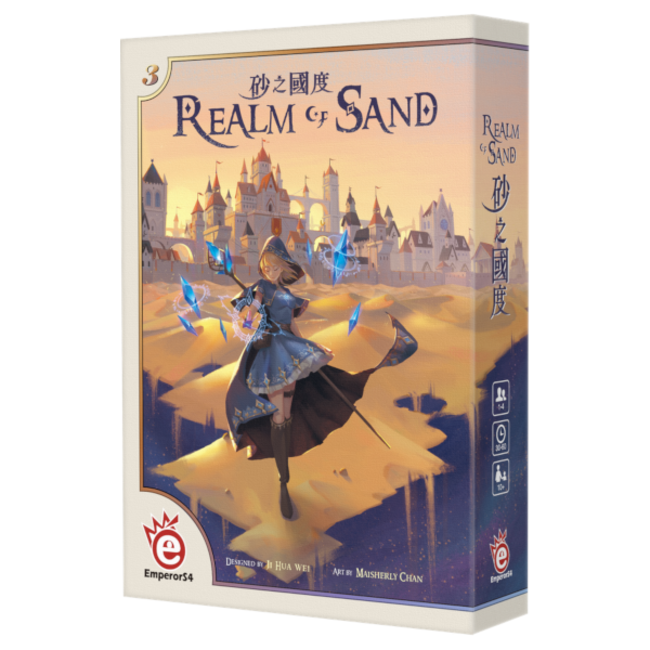 EmperorS4 Realm of Sand [English]