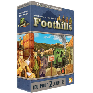 Funforge Foothills [French]