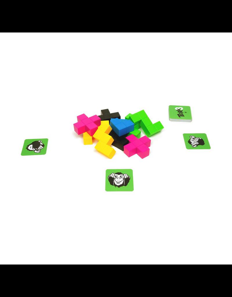 Brain Games Team3 (vert) [multilingue]