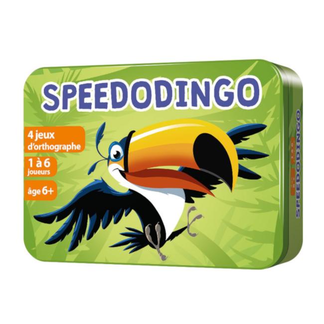 Cocktail Games Speedodingo [French]