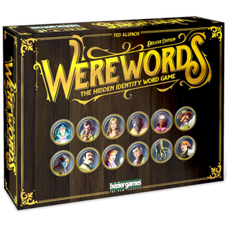 Bézier Games Werewords (Deluxe Edition) [English]