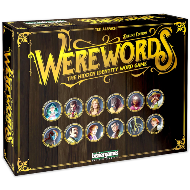 Bézier Games Werewords (Deluxe Edition) [anglais]