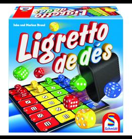 Schmidt Spiele Ligretto de dés [français]