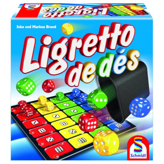 Schmidt Spiele Ligretto de dés [French]