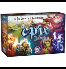 Pixie Games Tiny Epic Defenders [français]