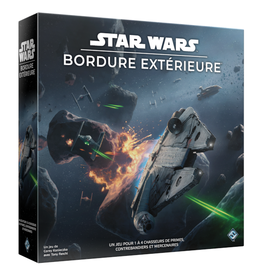 Fantasy Flight Games Star Wars - Bordure extérieure [français]