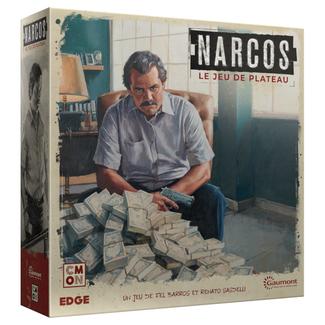 CMON Narcos - Le Jeu de Plateau [French]