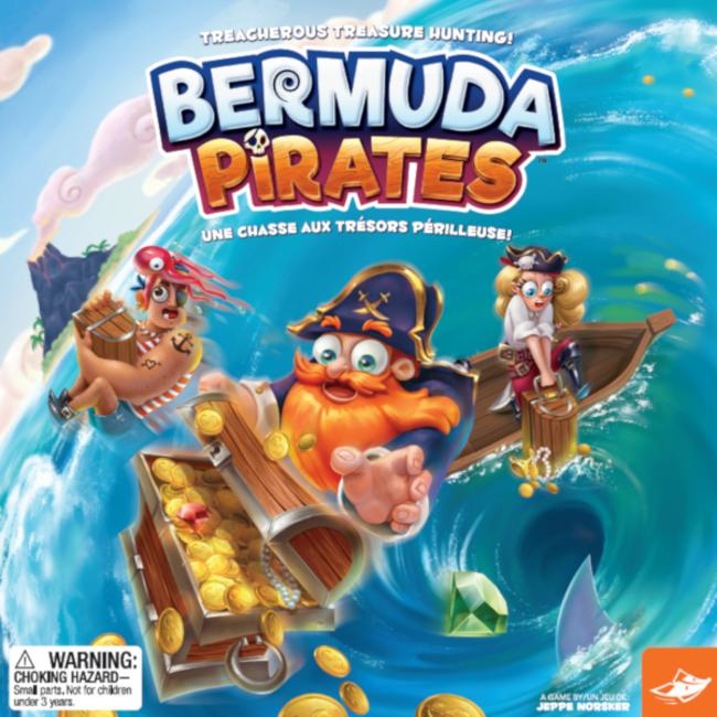 FoxMind Bermuda Pirates [multilingue]