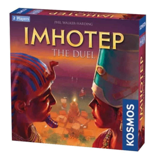 Kosmos Imhotep - The Duel [English]