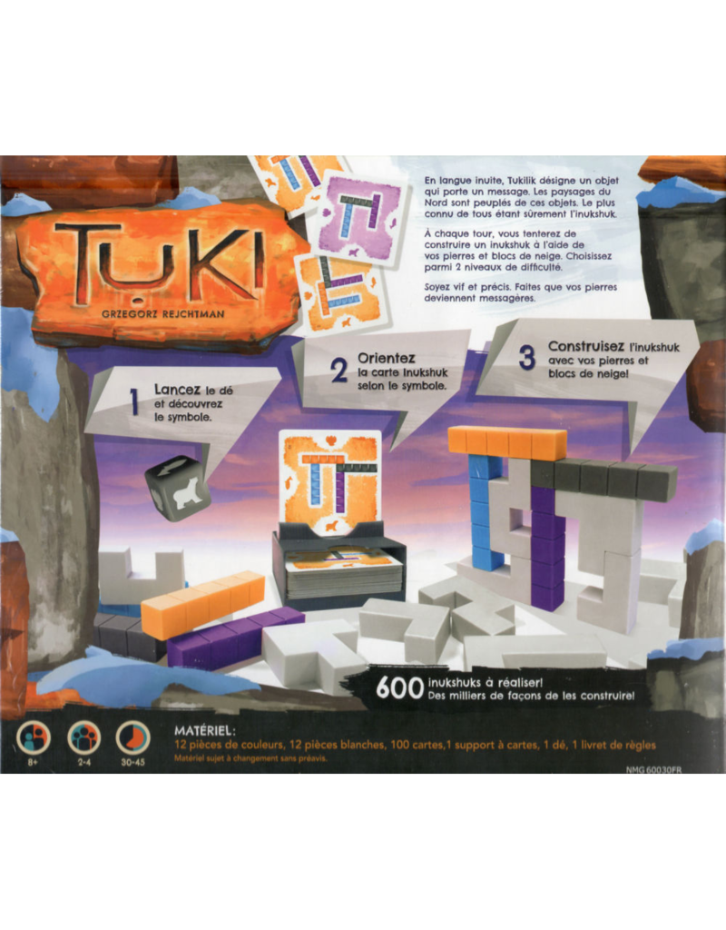 Next Move Games Tuki [multilingue]