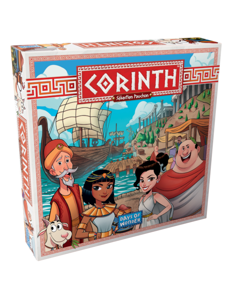 Days of Wonder Corinth [multilingue]