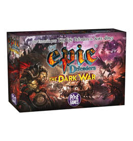 Pixie Games Tiny Epic Defenders : Dark War [francais]