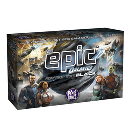 Pixie Games Tiny Epic Galaxies : Beyond the Black [français]